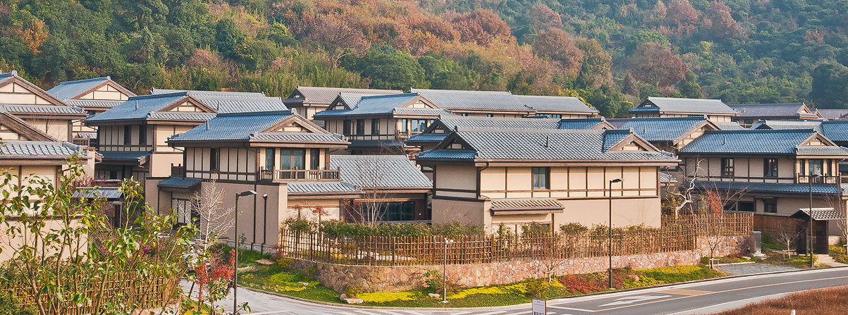 禅意村舍_酒店客栈【灵山拈花湾预订网】