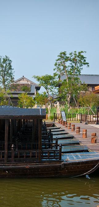 特色目的地_悠游渔港【灵山拈花湾预订网】