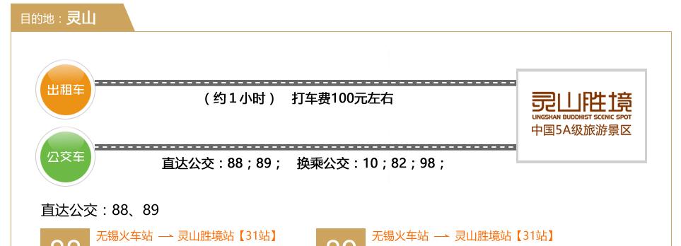 交通指引_无锡火车站【灵山拈花湾预定网】
